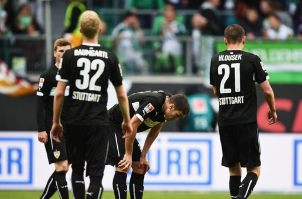 Vfb Gegen Wolfsburg