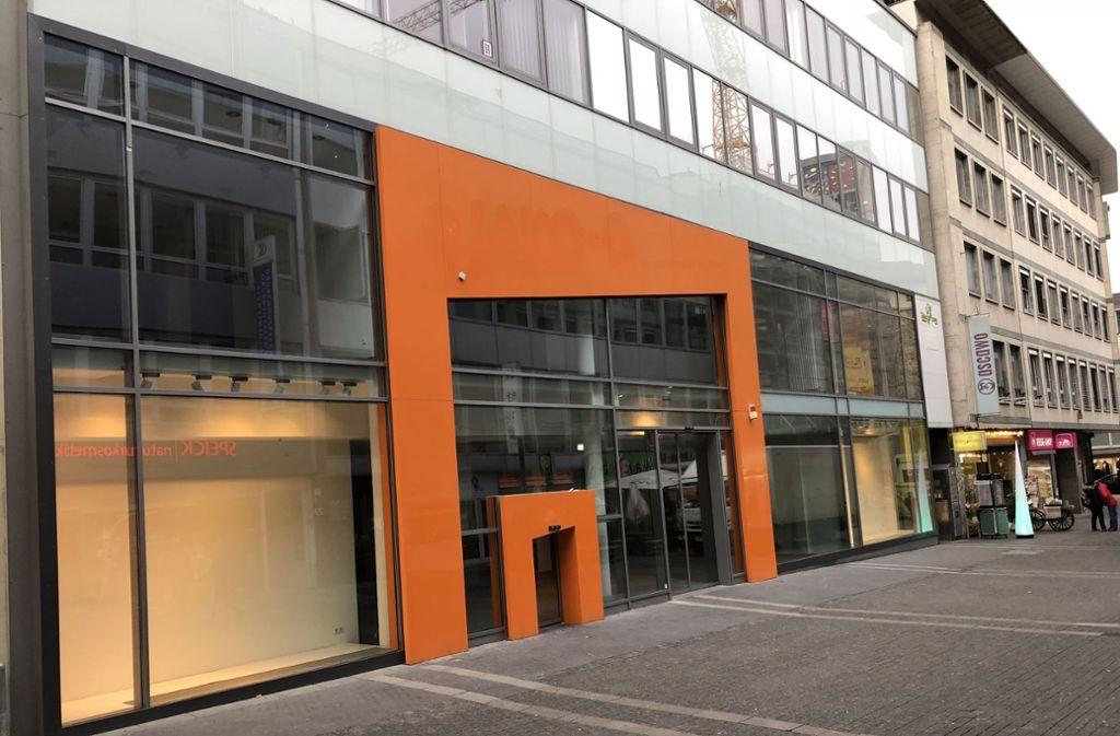Einzelhandel In Stuttgart Zalando Outlet Zieht Ins Fruhere Jako O