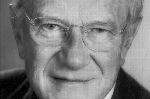 Unternehmer und Mäzen Curt Engelhorn gestorben