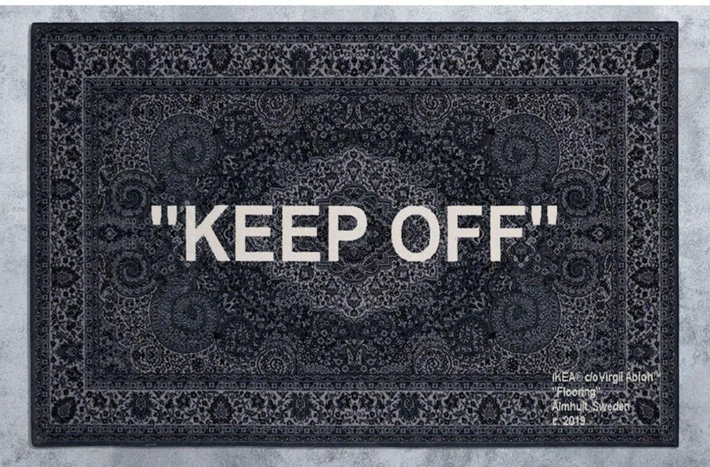 Hype Um Limitierte Sonderedition Warum Man Für Diesen Ikea Teppich