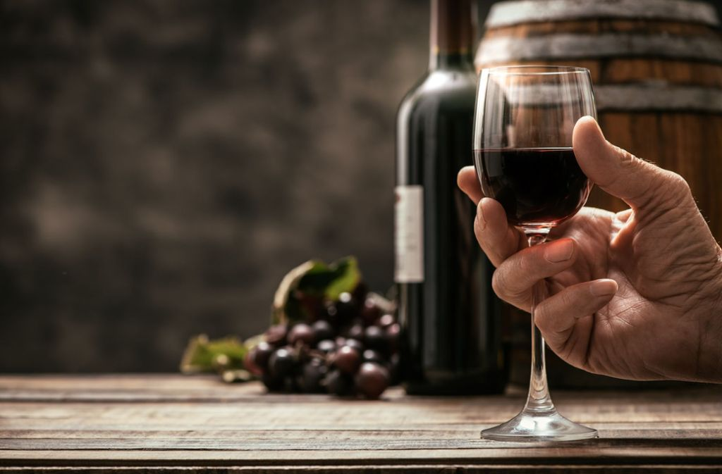 Weinschorle Promille
