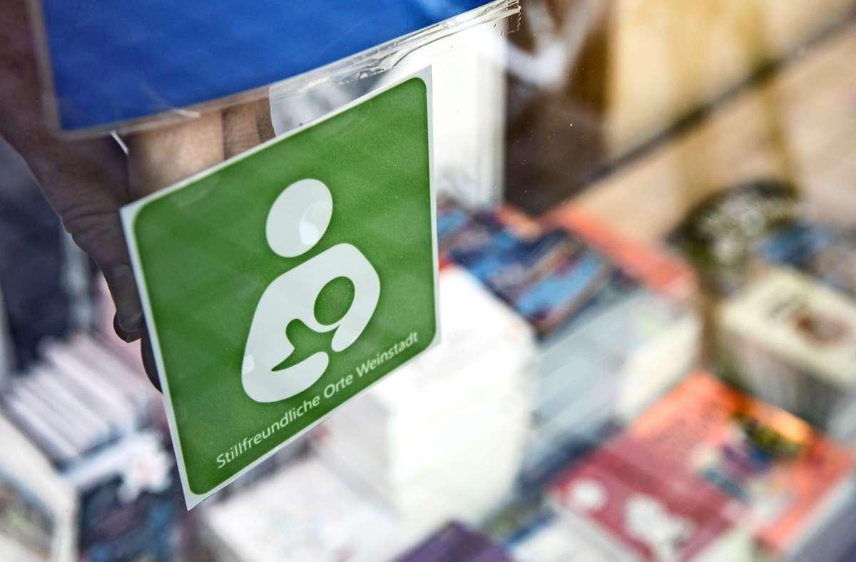 Initiative in Weinstadt - Wo Stillende willkommen sind