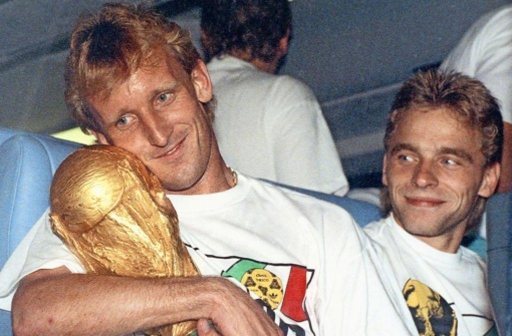 Vor 25 Jahren Wm 1990 Mille Grazie Italia Fussball