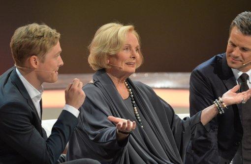 Heisse Frau Stuttgart