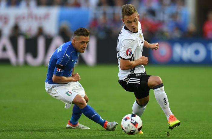 Italien Deutschland Spiel