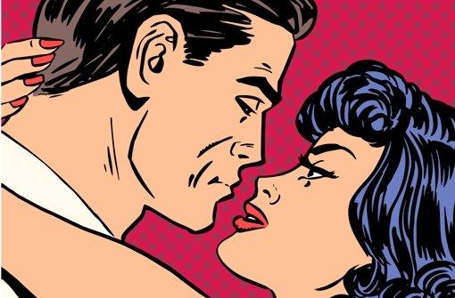 """Eine wichtige Zutat für die Liebe  ist Humor – und zwar in jedem Alter. """"Man sollte sich gut unterhalten  können und miteinander Spaß haben"""", sagen Experten. Foto: Fotolia/© studiostoks"""