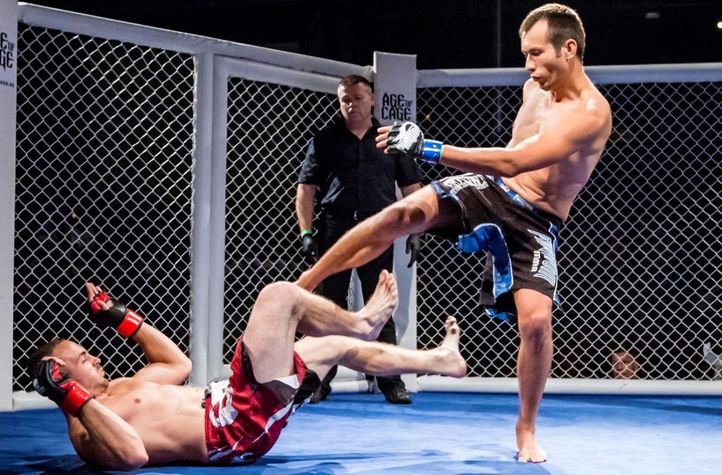 mixed martial arts stuttgart