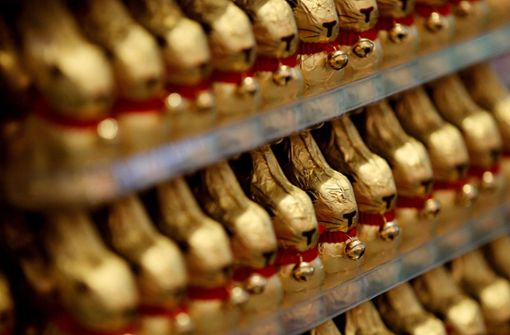 Traditionshase oder Osterhase? Foto: dpa
