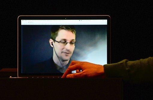 Snowden in Abwesenheit ausgezeichnet