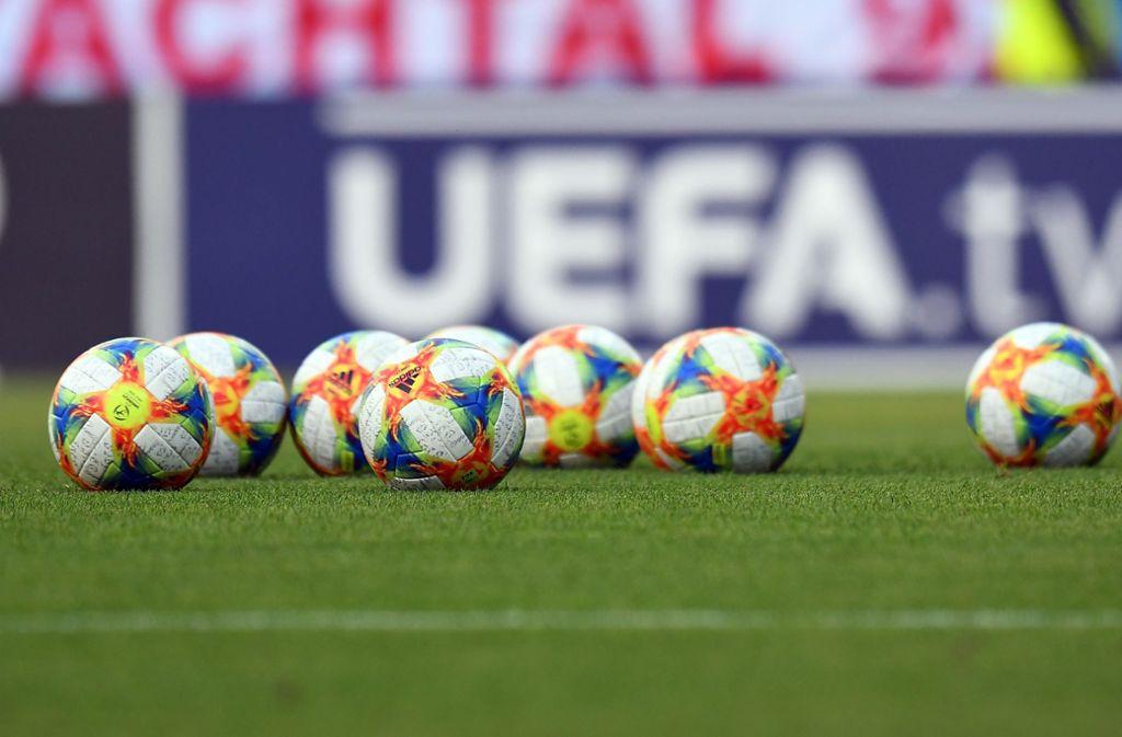 U21 Em Finale Anpfiff