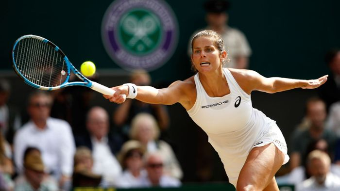 Julia Görges unterliegt Serena Williams