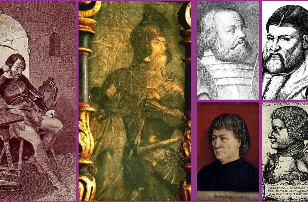 Historische Spurensuche: Ritter, Räuber, Raubritter