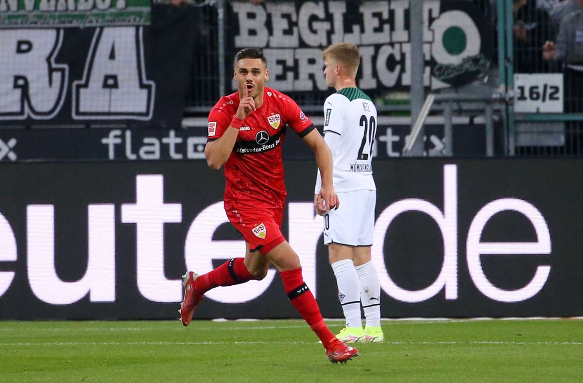 """Twitter reactions to VfB Stuttgart: """"You should be 11 Mavropanosse"""" – VfB Stuttgart"""