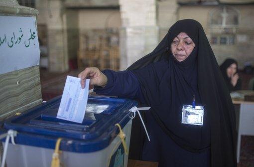 Nach der Wahl im Iran sieht es nach einem Rückschlag für die religiösen Hardliner aus. (Archivfoto) Foto: Getty Images Europe