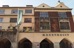 Die Markthalle wurde zwischen 1912 und 14 erbaut - ... Foto: Leserfotograf burgholzkaefer