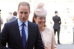 Prinz William und Herzogin Kate sind Eltern eines Sohnes geworden. Klicken Sie sich durch unsere Bildergalerie. Foto: dpa