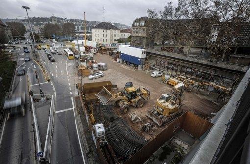 Auf dem Gebhard-Müller Platz und den Straßen rundum wird es eng. Foto: Leif Piechowski