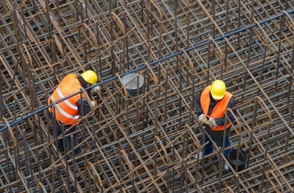 Baden Württemberg Bauboom Sorgt Für Umsatzschub Bei Baufirmen