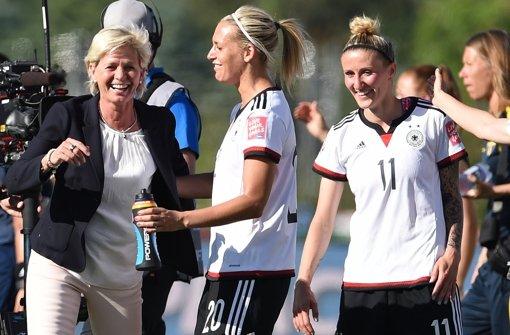DFB-Frauen erreichen WM-Viertelfinale