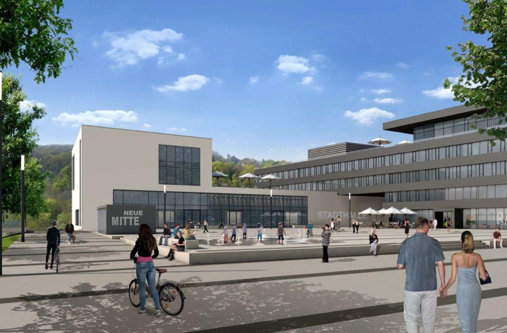 Rechtsstreit remseck beendet architekt erh lt 58 000 euro ludwigsburg stuttgarter nachrichten - Architekt goppingen ...