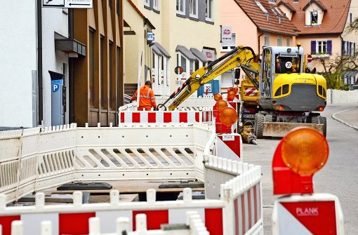 Netze BW erneuert Versorgungsleitungen