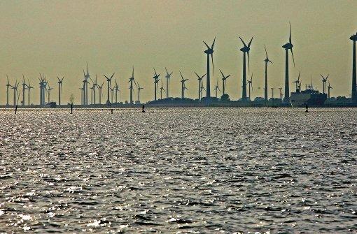Flaute bei der Windkraft