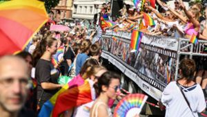 Homophober Angriff am CSD-Abend