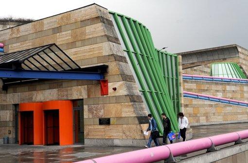 Die Stuttgarter Staatsgalerie. Foto: dpa