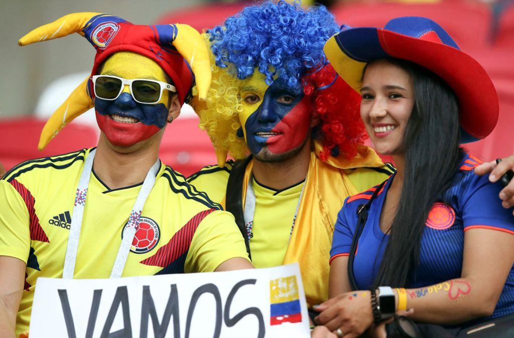Fussball Wm 2018 In Russland Coole Kostume
