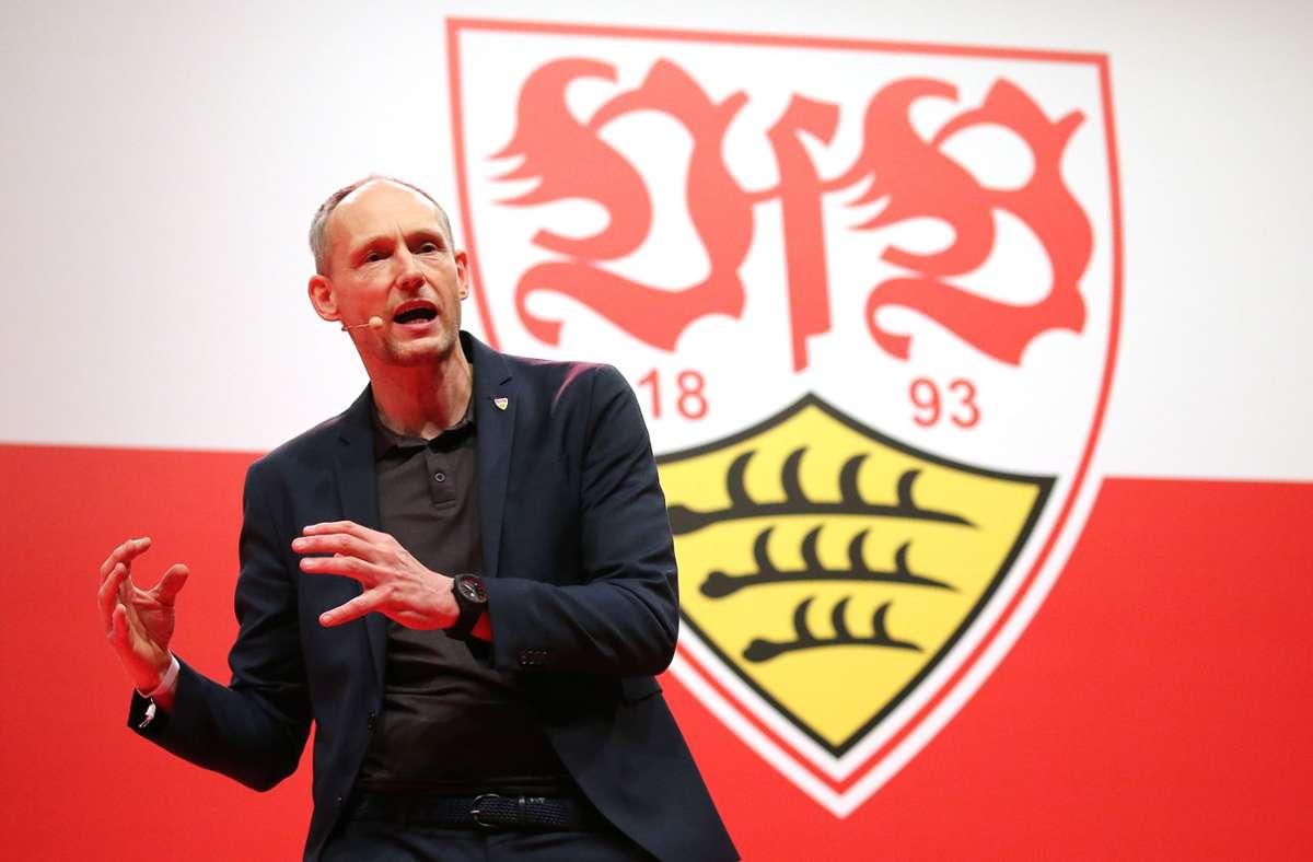 Wer geht? Wer kommt? - Was auf das Stühlerücken beim VfB Stuttgart folgt - Stuttgarter Nachrichten