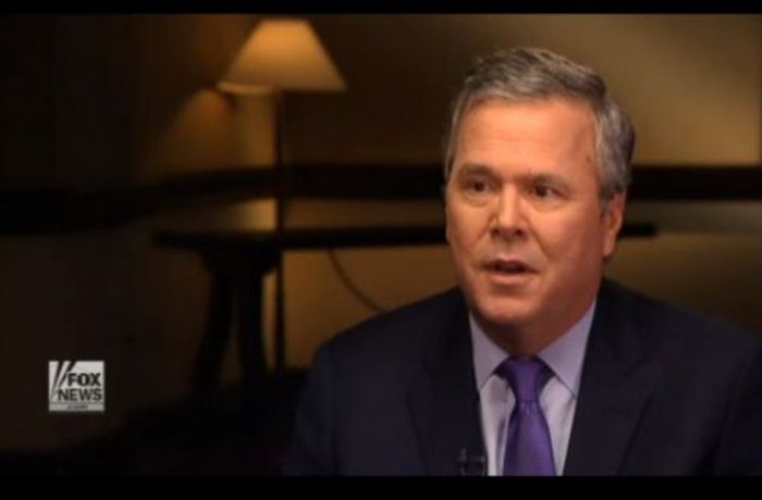 Spangs Spin: Jeb Bush for President?