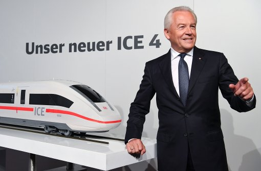 Deutsche Bahn will aus den roten Zahlen