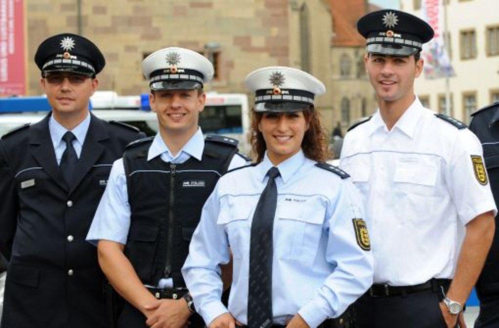 Polizei Baden Württemberg Uniform