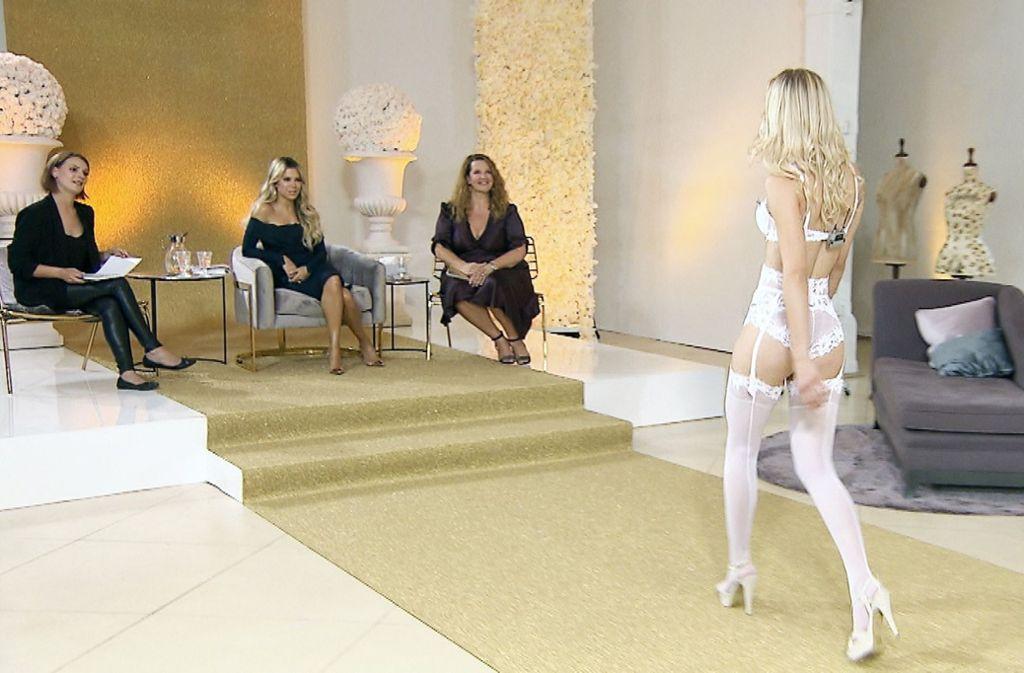 Dessous-Modelle nackt Peter schwule Pornos