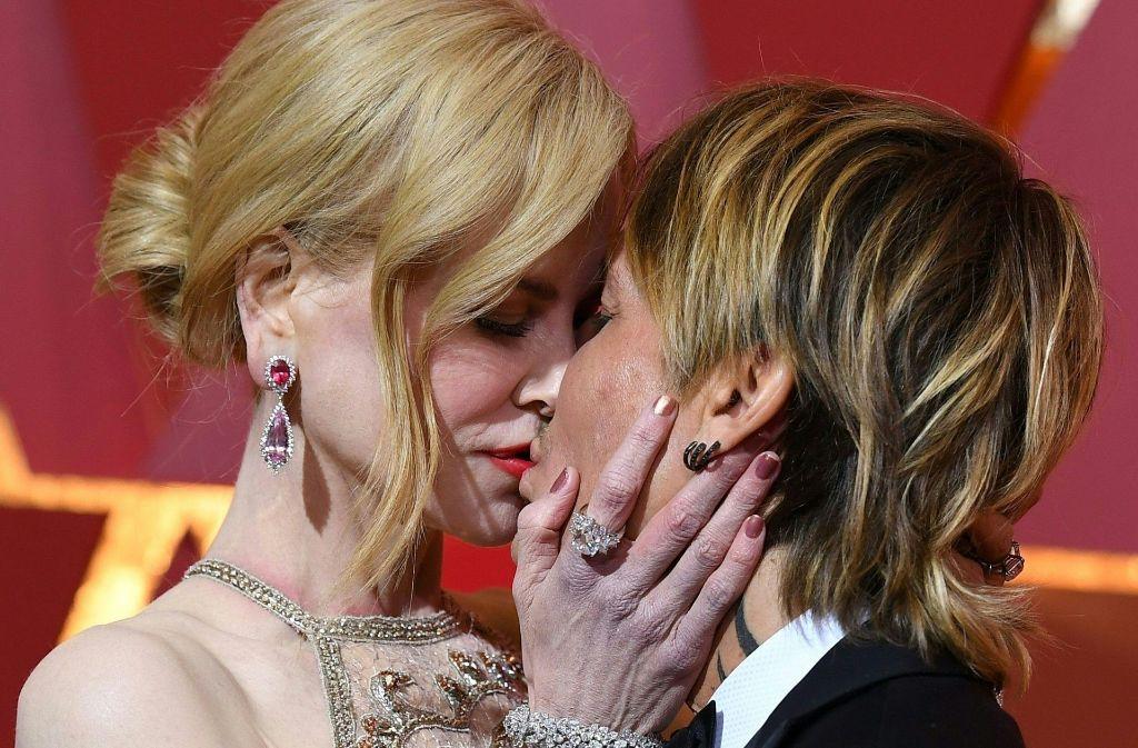 Hollywood Prominenz Bei Goldener Kamera Hamburg Erwartet Nicole
