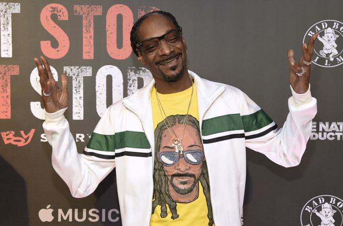 US-Rapper und Hanf: Snoop Dogg investiert in Berliner Cannabis-Start-Up