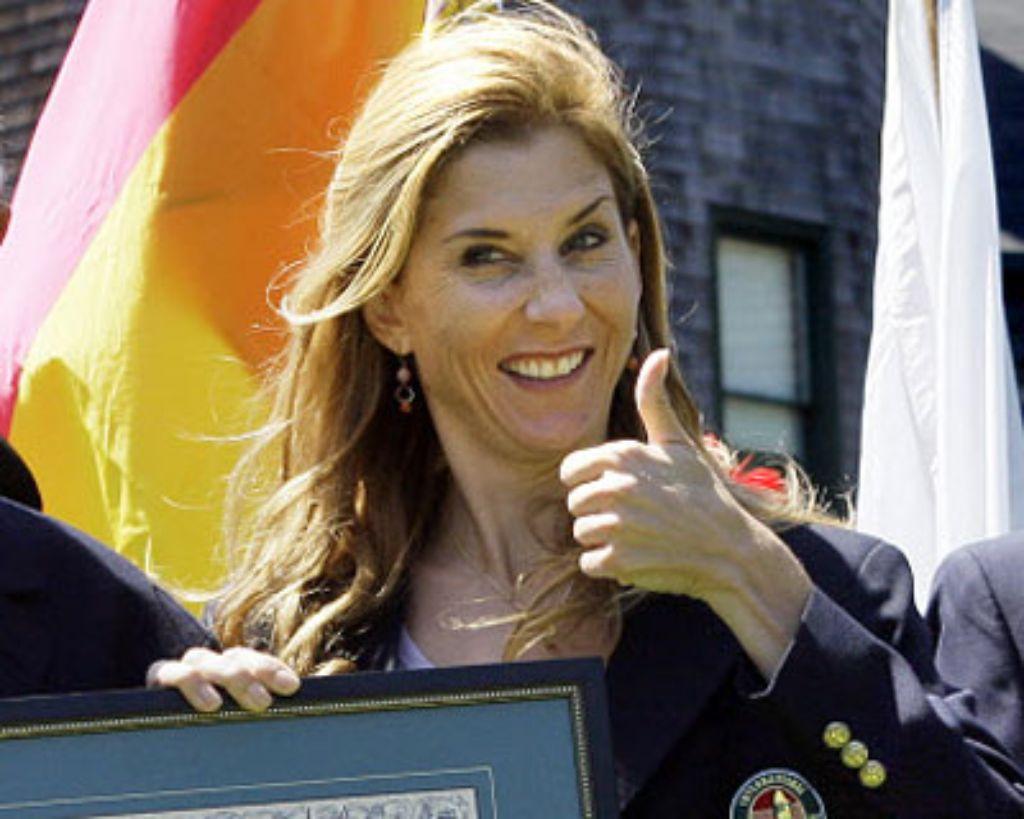 Monica Seles Heute