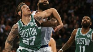 Die Verschnaufpause der Boston Celtics in London