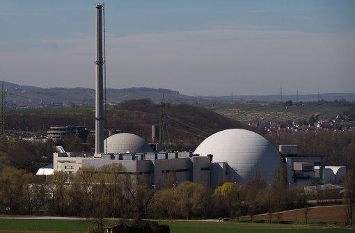 Atommeiler Neckarwestheim zurück am Netz