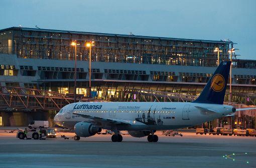 Hinter den Kulissen des Stuttgarter Flughafens
