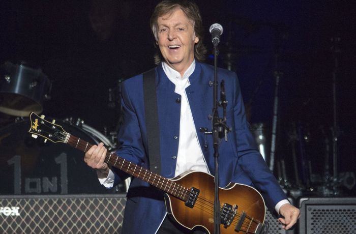 Der Ex-Beatle zurück im Abbey Road Studio: Paul McCartney gibt Exklusiv-Konzert