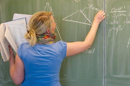 Eine gute Vorbereitung erleichtert den Unterricht. Foto: dpa