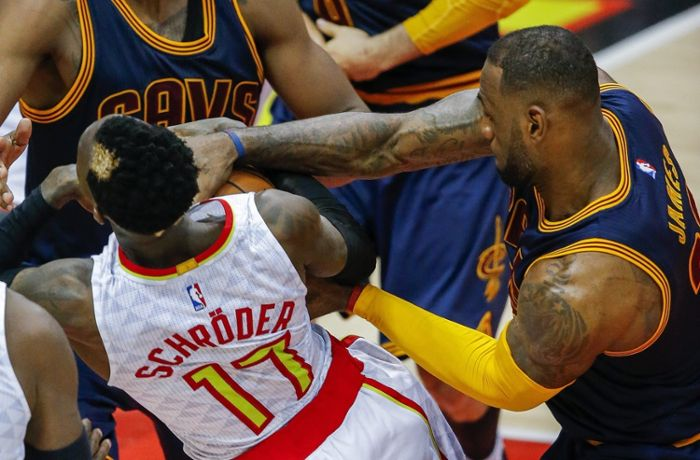 Basketball-Liga NBA: Atlanta Hawks scheitern in Playoffs – Schröder stark