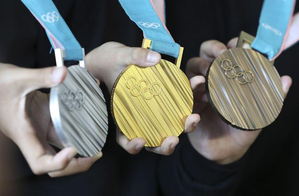 Medaillenspiegel Deutschland Olympia