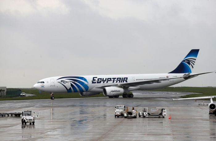 Nachrichten Egyptair