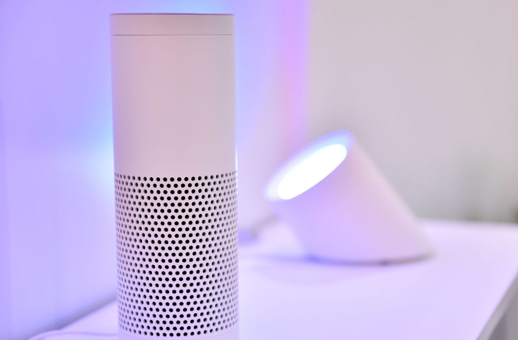 Amazon will Alexa cleverer machen. Foto: dpa/Britta Pedersen