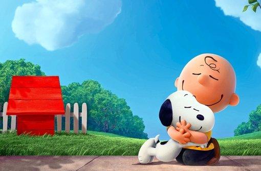 Charlie Brown mit Snoopy Foto: Twentieth Century Fox Film Corporation