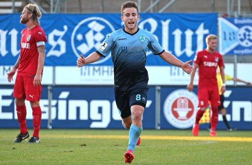 Thermann wieder im Kickers-Kader – Scioscia  fällt aus