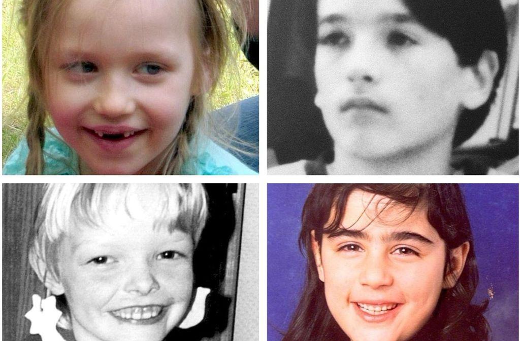 Spurlos verschwundene Kinder und Jugendliche: Die vermissten Kinder