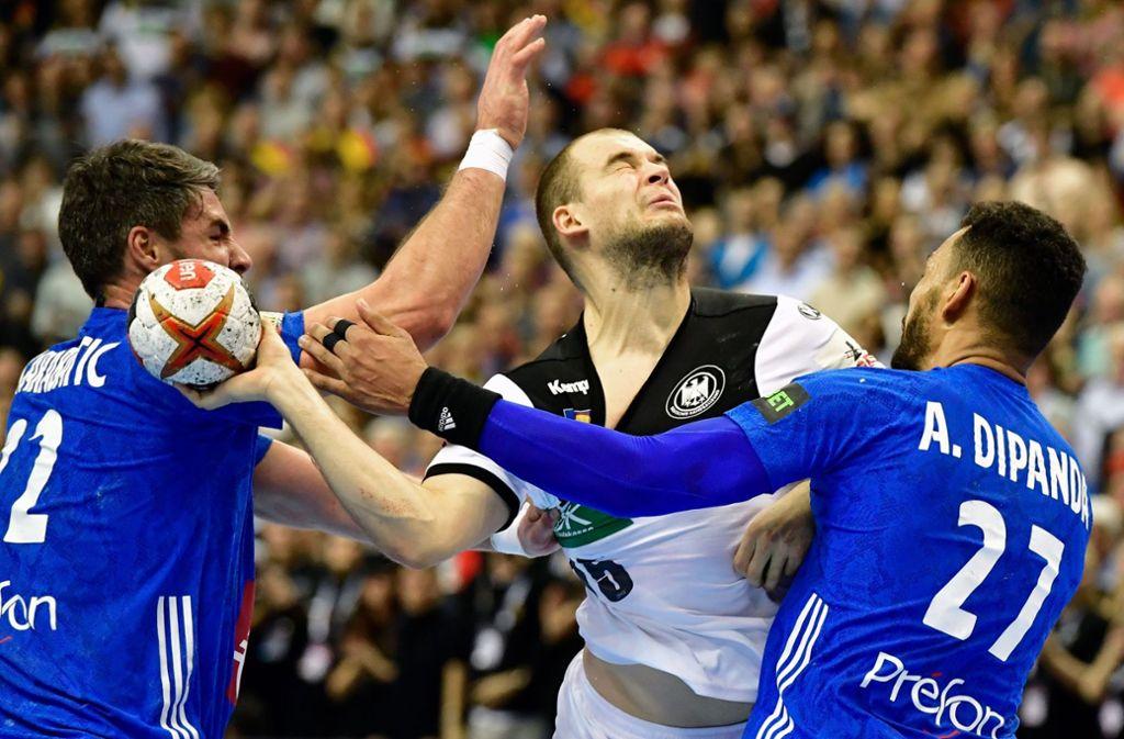 Handball Blaue Karte.Handball Wm 2019 Handball Für Dummies 13 Regeln Leicht Erklärt